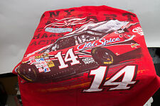 NASCAR Tony Stewart 14 Graphic T-Shirt Chevy Office Depot Old Spice - XL