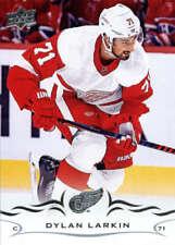 Verzamelkaarten: sport 2018-19 18-19 UD Upper Deck Ice Base #50 Dylan Larkin IJshockey