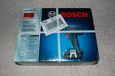 NEW Bosch 18-Volt 1/2-in Cordless Lithium ion Compact Drill/Driver - DDBB180-02