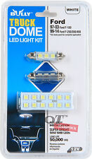 Bully White LED Technology Dome Light Kit (3 Piece Kit) - 1999-2014 Ford F-250