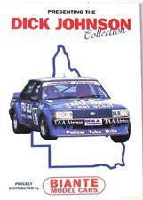 BIANTE BROCHURE 1.18 DICK JOHNSON 1980 BATHURST XD FALCON