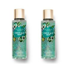 Victoria's Secret EMERALD CRUSH Fragrance Mist ~ 8.4 fl.oz. ( Lot of 2 )