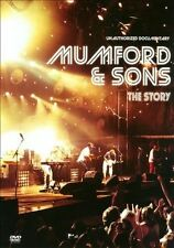 NEW Mumford And Sons - The Story: Unauthorized Documentary (DVD)