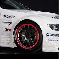 Reflective Wheel Rim Stripes for Nissan 1800SX 200SX 300ZX 350Z 370Z Skyline