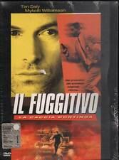 Il fuggitivo: la caccia DVD SNAPPER Mykelti Williamson Timothy Daly Nuovo Sig.