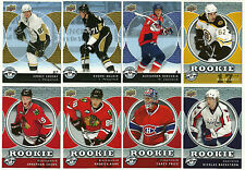 2007-08 UD Mini Jersey Collection - Complete Set W/Rookies - 150 Cards