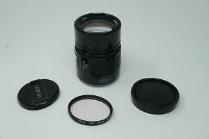 Minolta AF 135mm F/2.8 CAMERA LENS Also Fits Sony Cameras