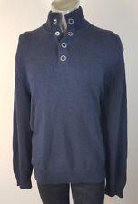 M & S North Coast heavy cotton button neck top 2XL New