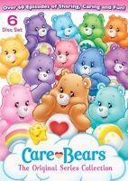 Care Bears Original Series Collection Complete DVD Set Lot TV Show Kids Children