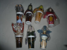 1999 STAR WARS EPISODE I TACO BELL KFC PIZZA HUT CUP LOT OF 7 JAR JAR BOSS NASS