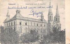 B23105 Timisoara Temesvar Jozsefvarosi zarda es templom Clasica   timis  romania