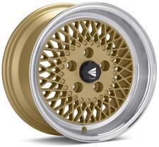 Enkei 92 Classic Line 15x7 38mm Offset 4x100 Bolt Pattern Gold Wheel