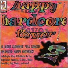 HAPPY HARDCORE FEVER 2 = Midas/Headcase/Highlander/Lovechild...= PHATTE TRAXX !!