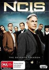 NCIS SEASONS 1 - 7 : NEW DVD