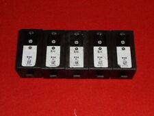 5 leere Original Drucker Patrone HP 934XL Black leer mit Rechnung