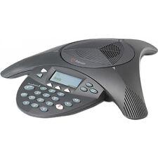 Polycom Soundstation 2 Konferenz-Telefon Ampliable 2200-16200-120 como Nuevo Ovp