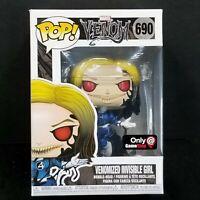 Venomized Invisible Girl GameStop Exclusive Fantastic Four Venom Funko Pop! #690