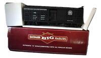 Bachmann Big Hauler G Scale Train Box Car Denver & Rio Grande Western 98118