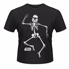 STAR WARS CLONE SKELETON T-SHIRT (SIZE S) (BRAND NEW WITH TAG)