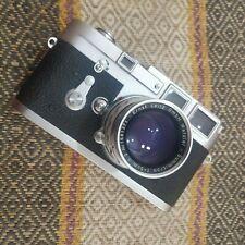 Leitz Leica M3  35mm film rangefinder camera body - Minty - s/n 1089974