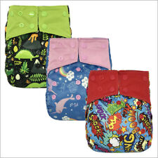 Mother-Ease Cloth Diapers Blemished Sandy's One-Size Cover Swim Used MotherEase