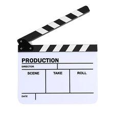 BLACK&WHITE FILM CLAPPERBOARD