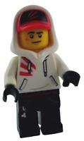 Lego Jack Davids Hidden Side Minifigur Legofigur Figur Mann hs009 Neu