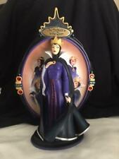 Disney Bradford Exchange It's Difficult to be the Queen Legendary Villains A5754