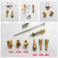 Carburetoe Repair Tools Kit 3 Main Jet+3 Pilot Jet For Harley-883 XLH883 Series