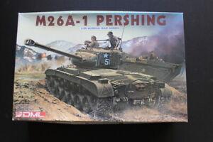 DML 6801 M26A-1 Pershing Korean War