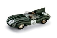 Jaguar D Type Biposto Le Mans 1956 #3 1:43 Model R150C BRUMM