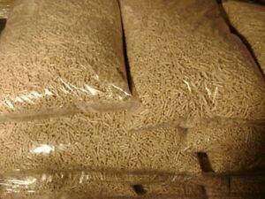 Holzpellets Sackware 2x15 kg (30 kg) hergestellt nach DINplus A1
