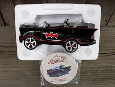 Hallmark 1966 Kiddie Car Classics Mini Batmobile Pedal Car Batman George Barris