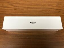 Apple Watch Series 3 42mm Space Gray Aluminium Case with Black Sport Band (GPS +
