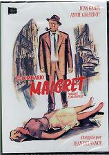 El comisario Maigret DVD