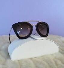 Prada Brown Gradient Sunglasses 0PR 09QS-2AU6S1-49
