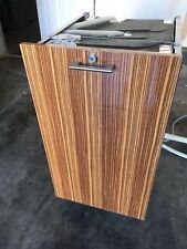 "Miele Incognito 18"" Slimline Dishwasher Fully Integrated G 818 SC VI+ Tiger Wood"