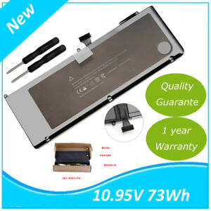 """6600mAh Macbook batterie Pour Apple Macbook Pro 15"""" pouce A1321 A1286(2009 2010)"""