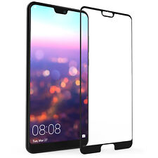 Huawei P20 Screen Protector Best Tempered Glass Thin 100% Full Protection UK