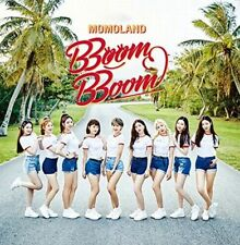 MOMOLAND Japan Debut Single [BBoom BBoom] (CD only) Regular Edition
