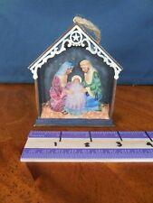 2011 Jim Shore Heartwood Creek Christmas Nativity Ornament Enesco - 'AA'