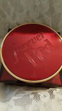 Bath and Body Works Luminous Body Souffle~Forever Red