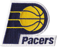 "1990-2005 ERA INDIANA PACERS NBA BASKETBALL 4"" TEAM LOGO PATCH"