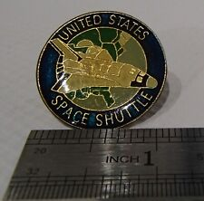 New listing United States Space Shuttle Nasa Hat/Tie/Lapel Pin Pinback