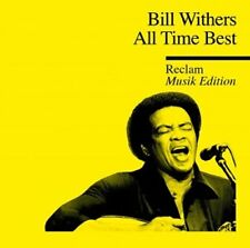 Bill Withers-All time best-Reclam Music Edition CD 10 tracks pop/soul NUOVO