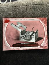 2008 Upper Deck Piece Of History #166 Cotton Gin 89/149