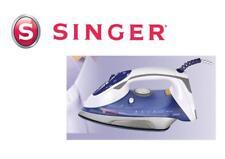 Singer Iron Ceramic SNG 5.22 2200 Watt Blue NEW