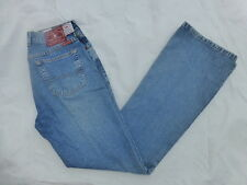 WOMENS LUCKY BRAND PEANUT PANT FLARE JEANS SIZE 8x33 #W1145
