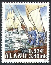 Aland 2000 Cutty Sark/Tall Ships Race/Sailing/Sail/Boats/Transport 1v (n41412)