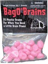 Zombie Dice Board Game Accessory - Bag O Brains - 25 Brains